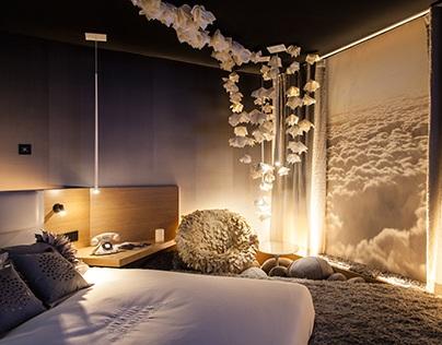 Sleep Hotel room 2015