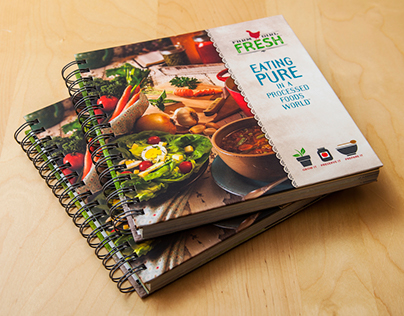 Cook Book and Responsive Website Design
