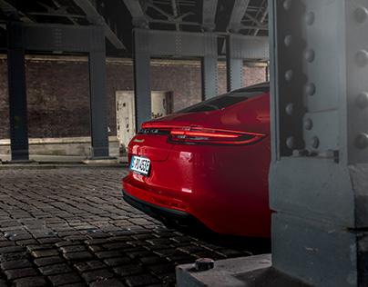 Porsche Panamera EHybrid