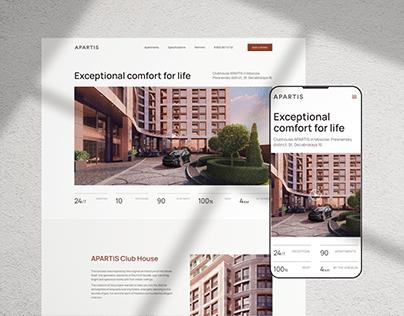 APARTIS |Elite real estate