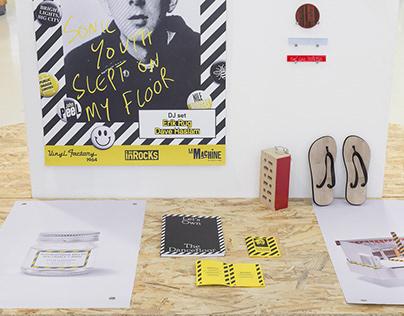 Sans Filet Exhibition