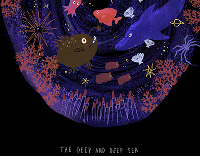 THE DEEP AND DEEP SEA