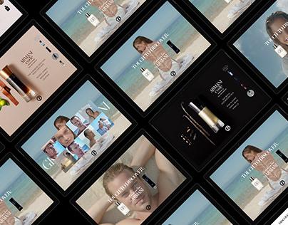 Loreal + Giorgio Armani · Retail Interactive Experience