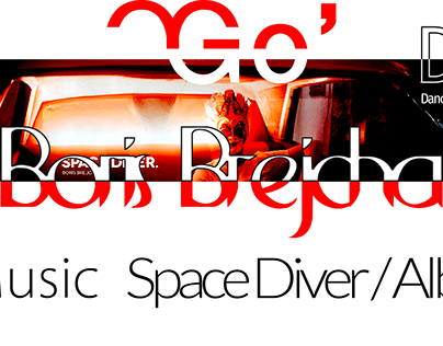 SPACE DIVER FULL ALBUM / BORIS BREJCHA