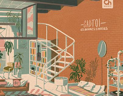 Chillhop Records | Les Bonnes Choses EP