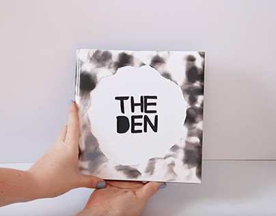   Self Authored Book - The Den