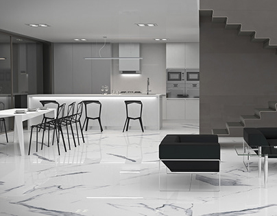 Квартира-студия. 3Ds Max