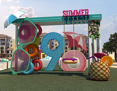 Tabarak Summer Event