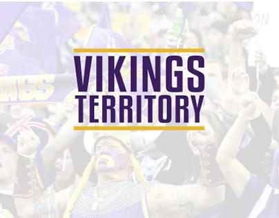 Vikings Territory Media Kit
