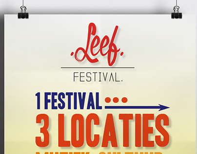 Leef Festival