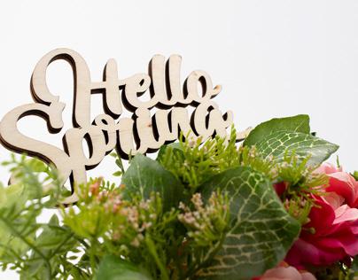 Spanish Inspirational Calendar