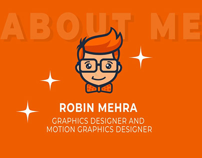 My CV in Motion Graphics