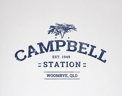 Campbell Station -Brand&Identity