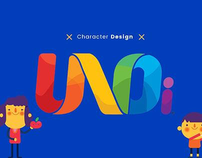 UNO Characters