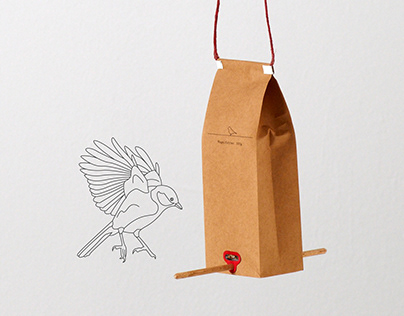 Birdseed Bag – free project