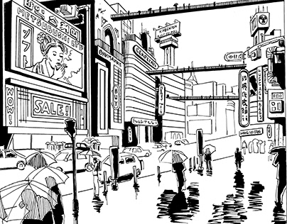 Comics Interiors