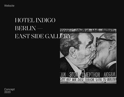 Hotel Indigo Berlin — East Side Gallery