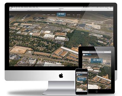 2018 Web Design Byrd Corporate Center