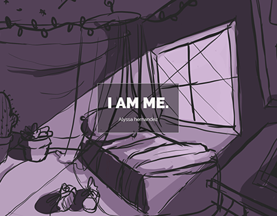 I AM ME. - 2019 project 4