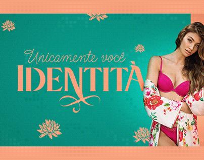 Naming, manifesto e catálogo - Giulia Taffner (Moda)
