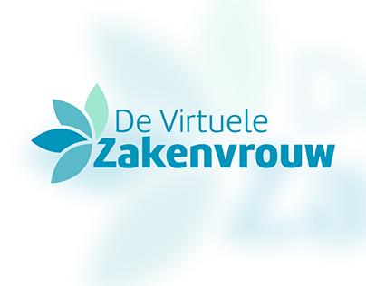 Logo De Virtuele Zakenvrouw