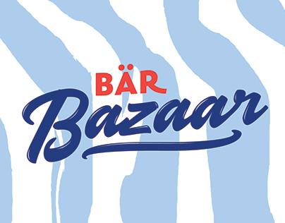 Bar Bazaar - Brand Identity