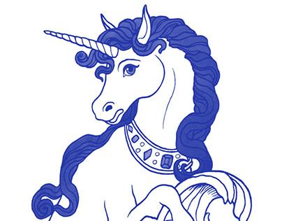 The Scorpio Unicorn
