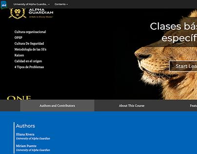 Basic Classes (MyEducator & Alpha Guardian)