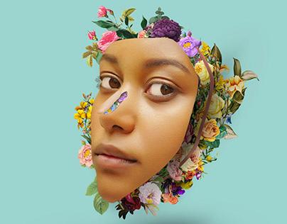 Fleurs & Portraits