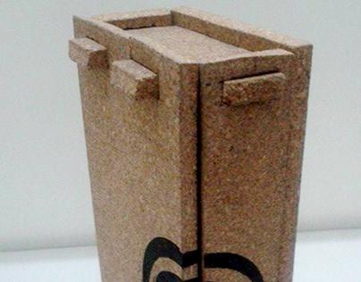 Packaging corcho TRÓPICO SECCO PREMIUM