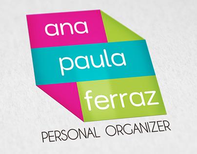 Identidade Visual ANA PAULA FERRAZ