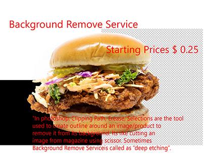 Background Remove Service