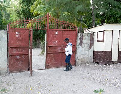 Haiti - 01 - Coming to School
