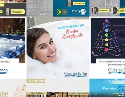 Social Media - SPA and Bath
