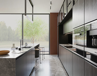"""EVOLUTION"" KITCHEN for INSTYLE"