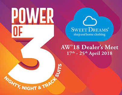 SWEET DREAMS AW-18 Dealer's Meet