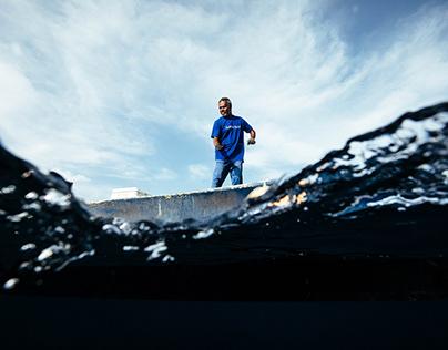 Blue Marine Foundation's work on Laamu Atoll, Maldives