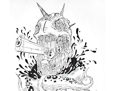 Monsters [Thrash] — Illustration 02