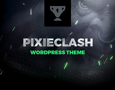 PixieClash | eSports gaming theme for tournaments