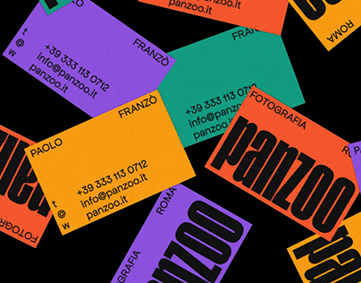 Panzoo | Brand Identity