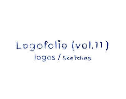 Logofolio (vol.11) Logos & Sketches