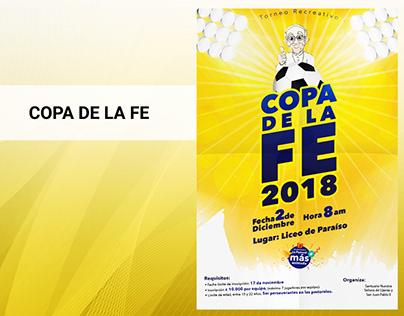 Copa de la Fe - Graphic Design