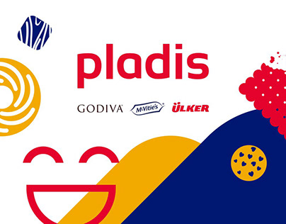 Pladis - banners for the Ocado website
