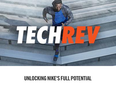 Nike Technology Website