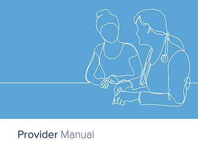 Provider Manual for CareOregon