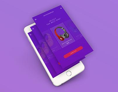 Caoran - eCommerce App