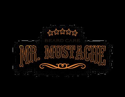 Logotipo Producto Mr. Mustache