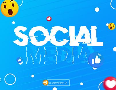 """Social Media For """" El-Badr Group """""""