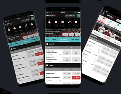 Mobile Betting App 2020