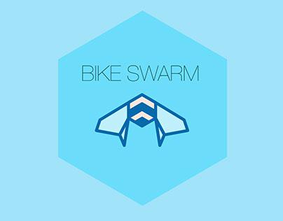 Bike Swarm | Visual Designs